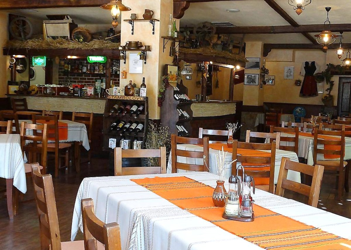For Sale: Restaurant in the new part of Nessebar