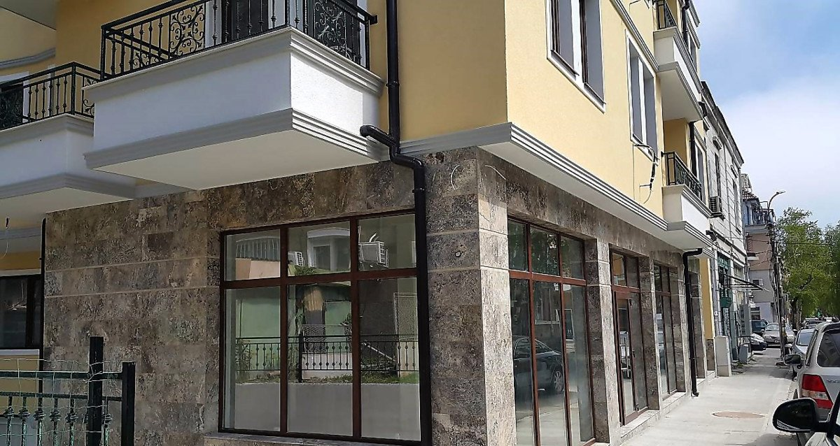 For Sale: Premises in a luxury residential building in the center of Burgas