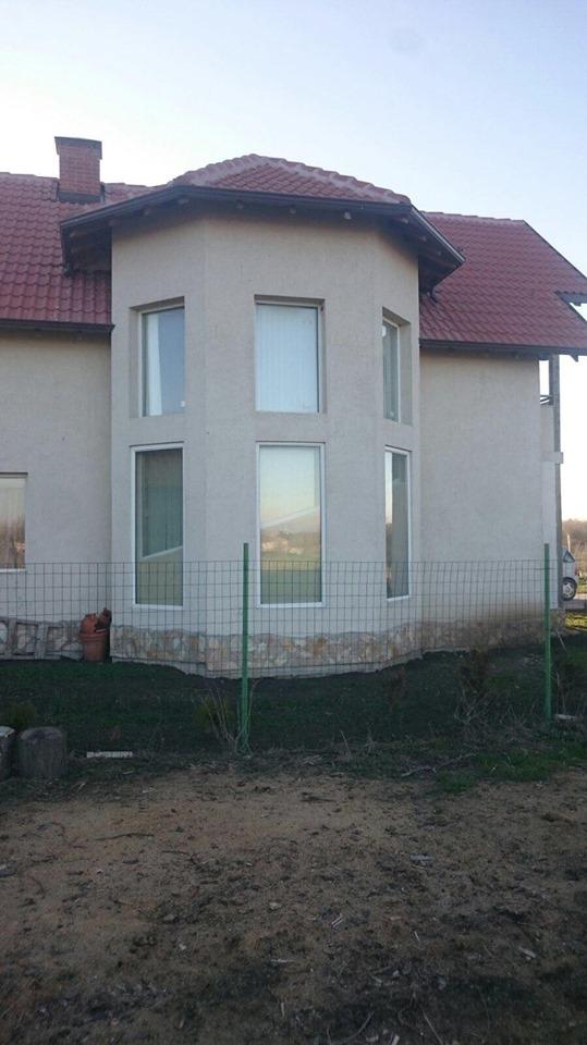 Продажа: Новый двухэтажный дом с двором