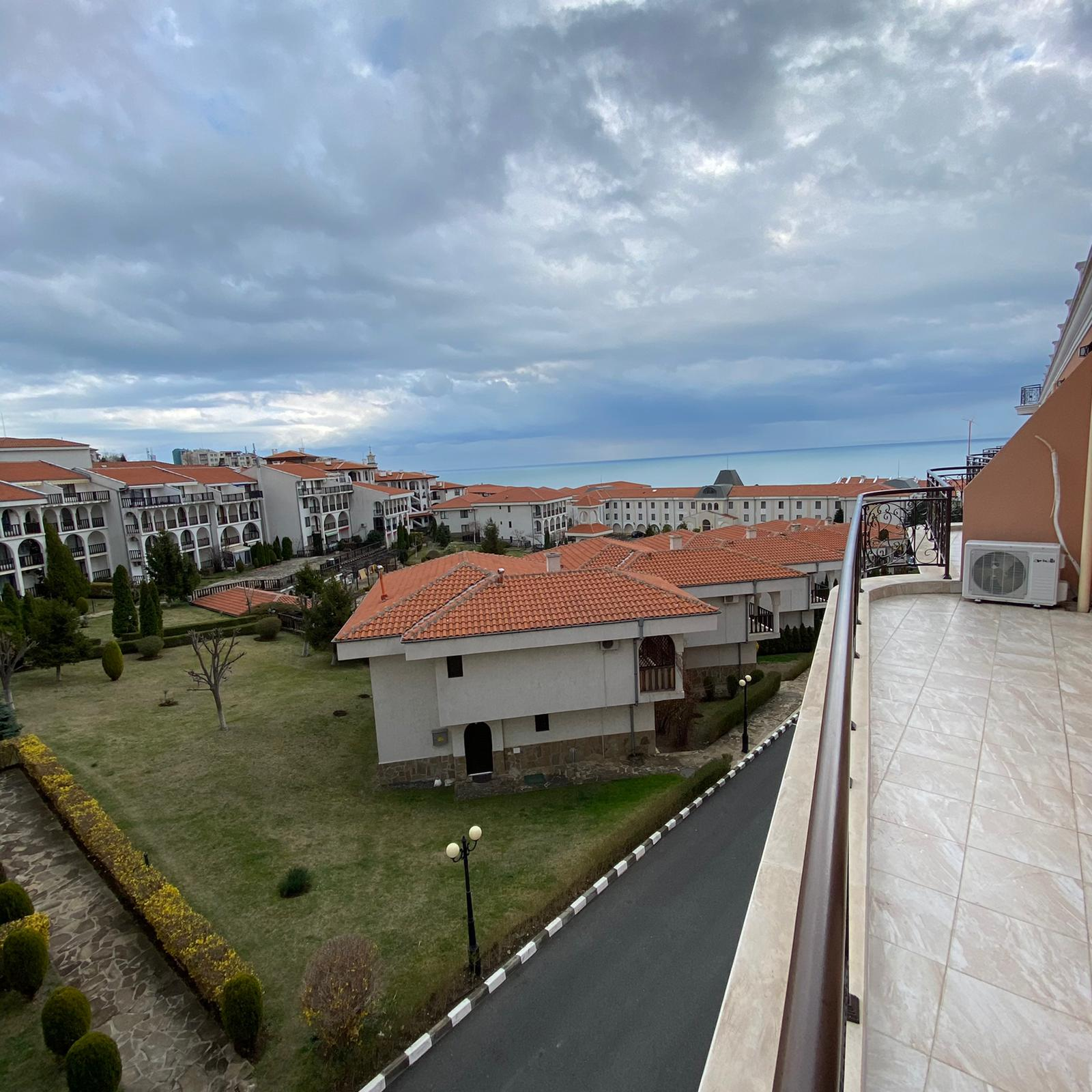 For Sale: Spacious One-bedroom apartment with breathtaking view in Saint Vlas.