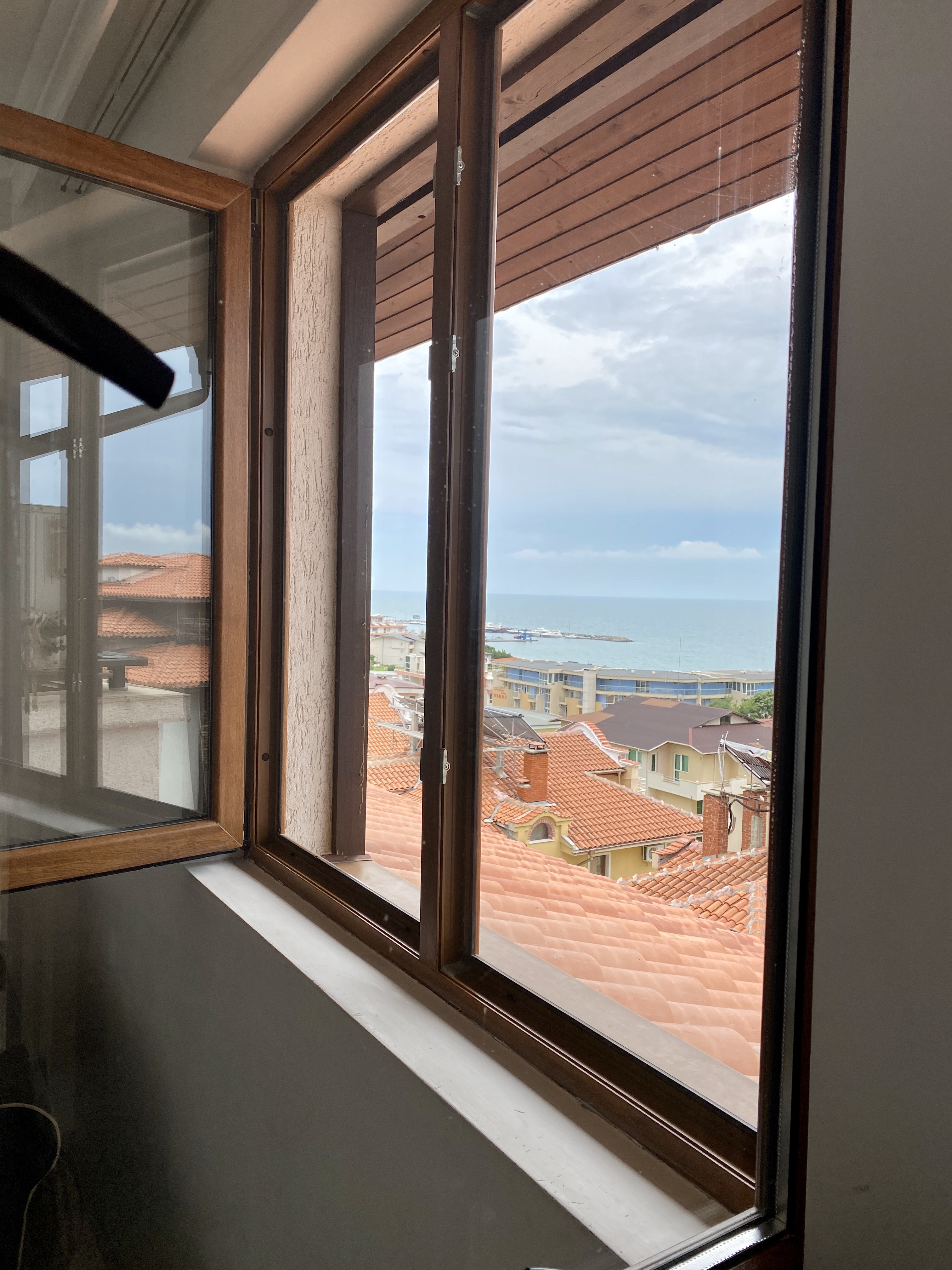 For Sale: Maisonette with sea view, three balconies