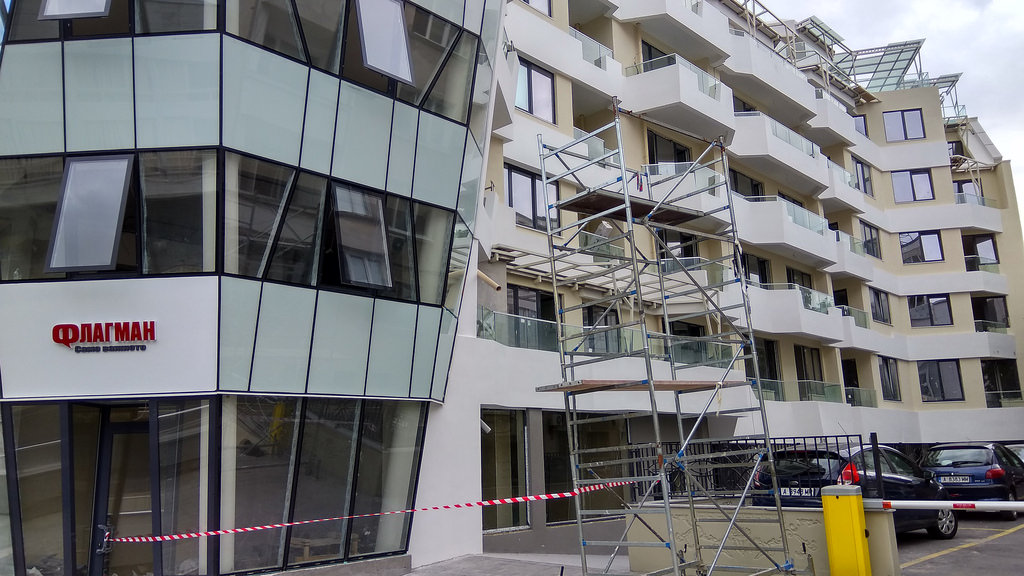 For Sale: Store in the central part of Burgas