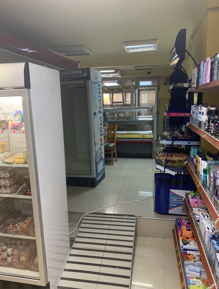 For Sale: Grocery store
