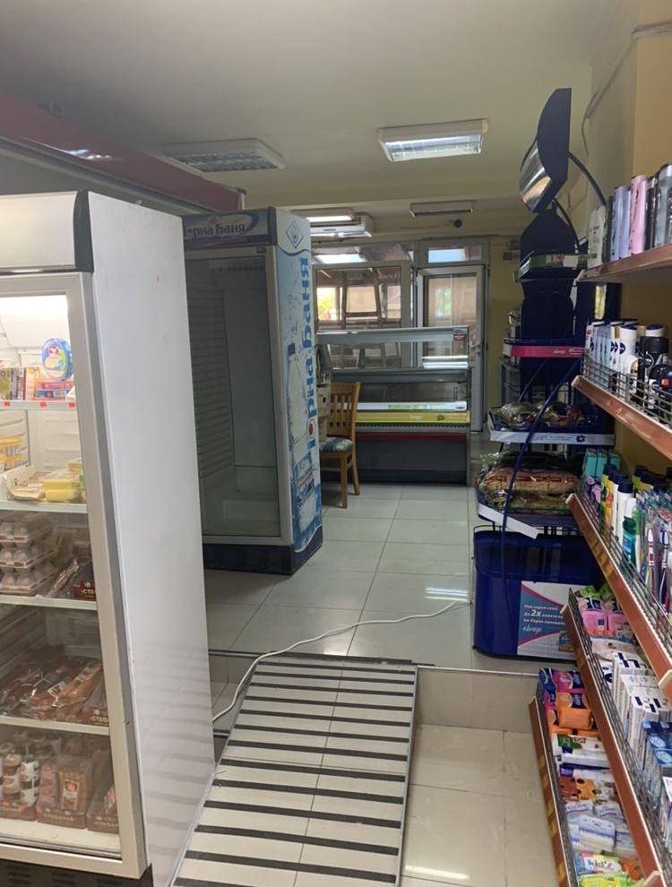 Продава: Магазин за хранителни стоки