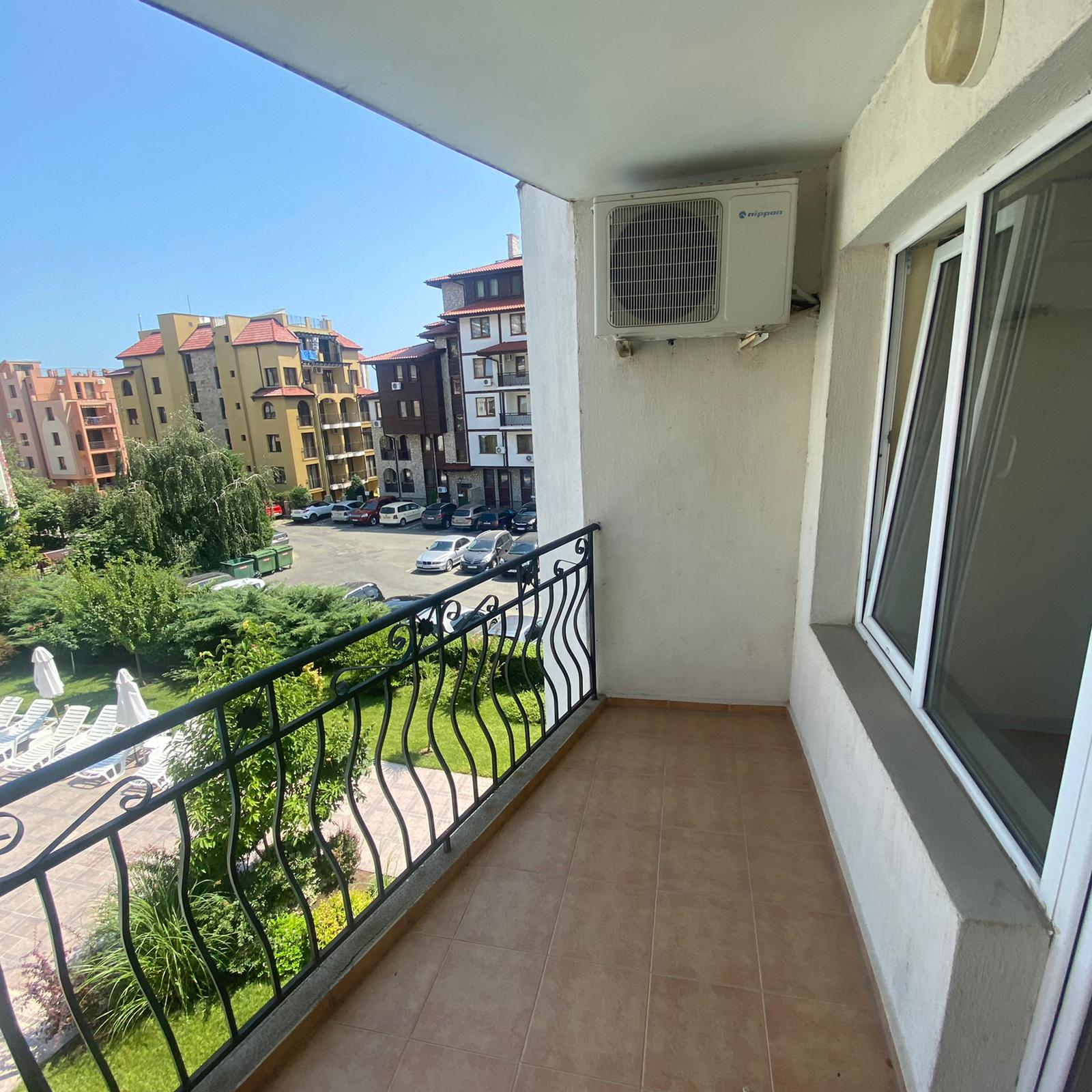 For Sale: Affordable apartment 250 meters from the beach in Saint Vlas.