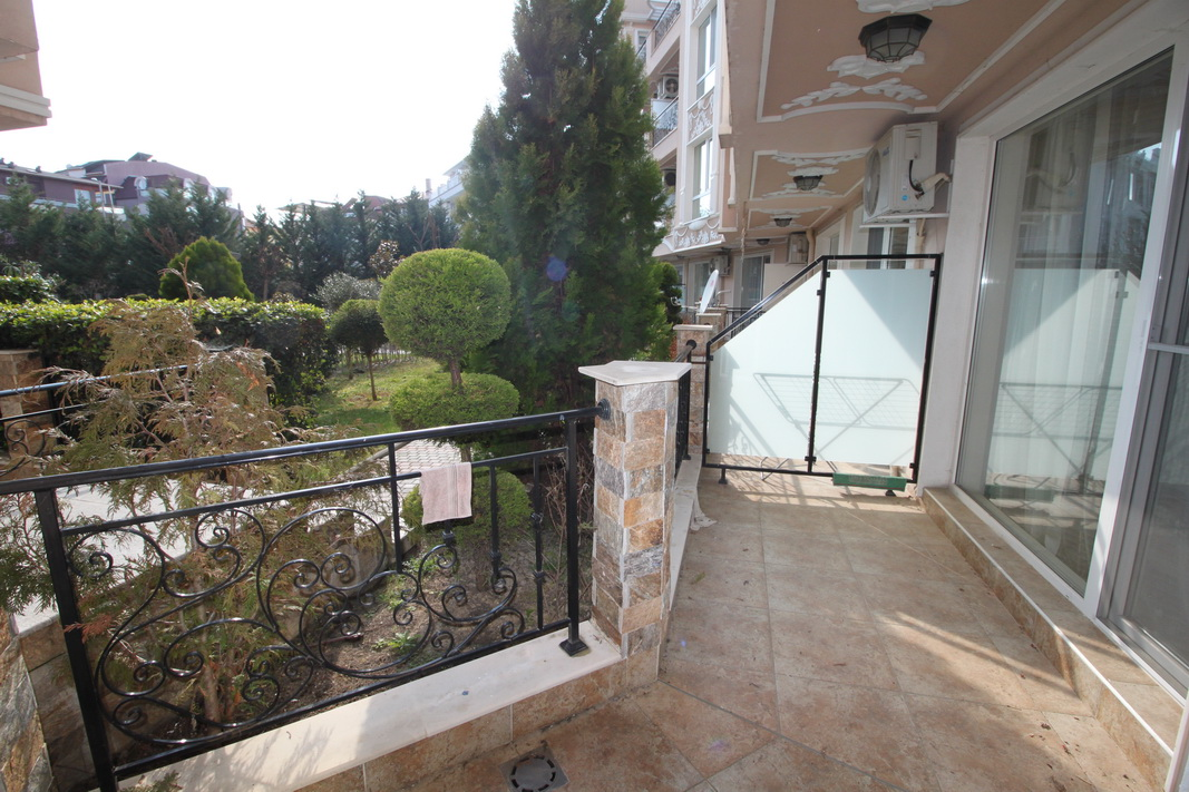 For Sale: One-Bedroom Apartment with Garden View