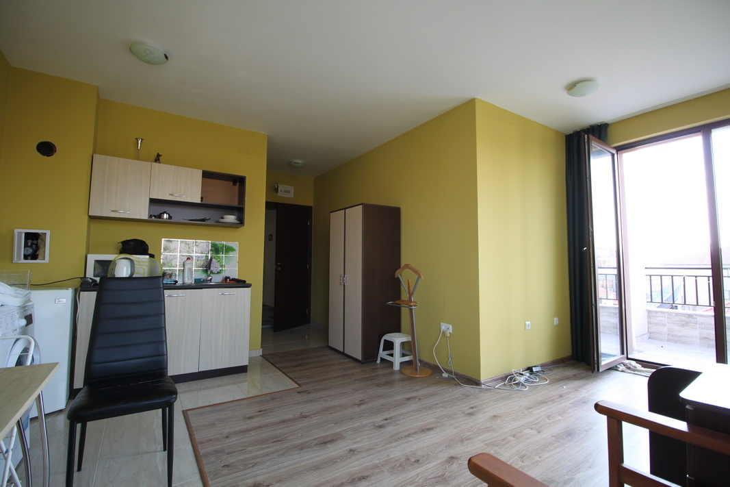 For Sale: Studio in Nessebar, no maintenance fee